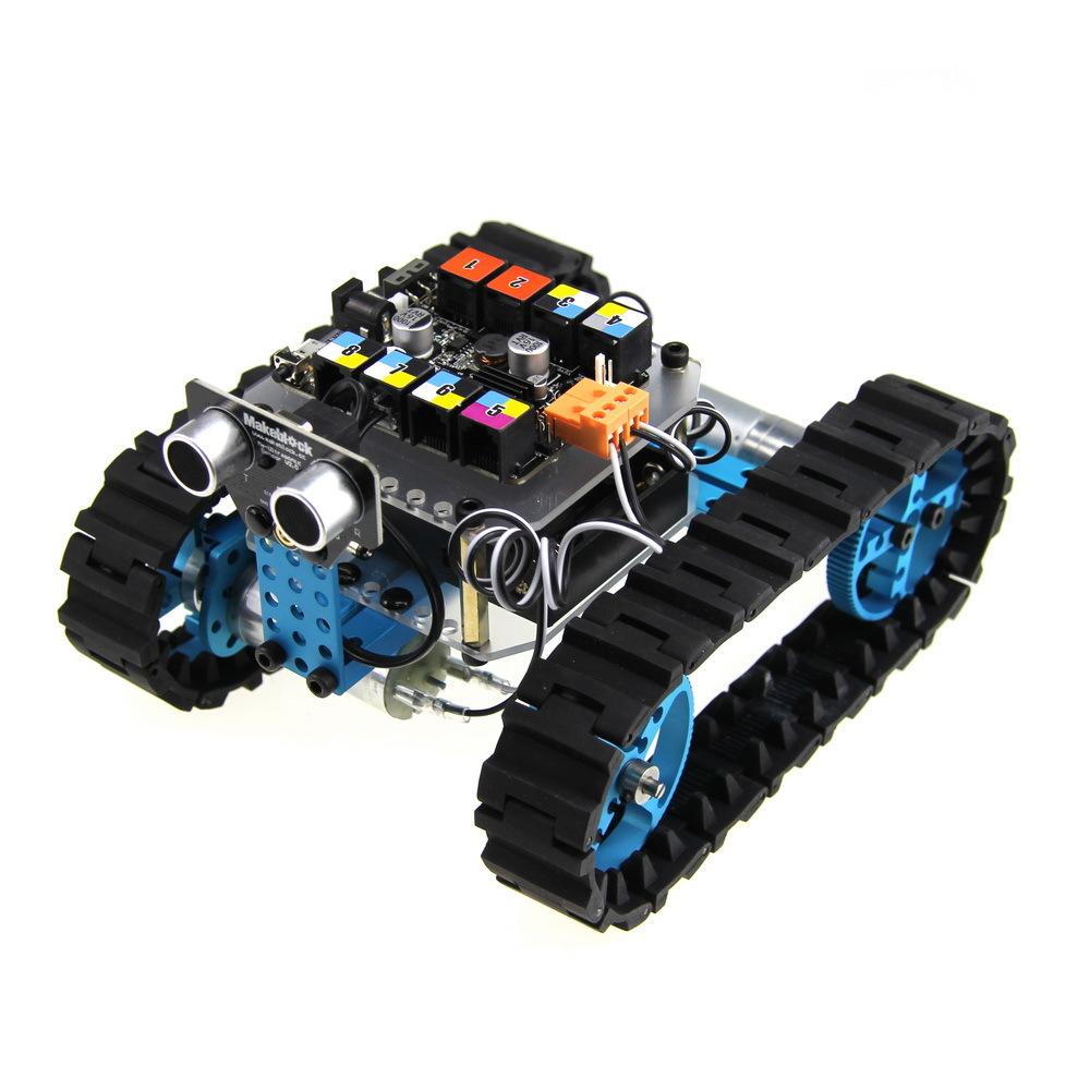 Starter Robot Kit-Blue (IR Version) #290004