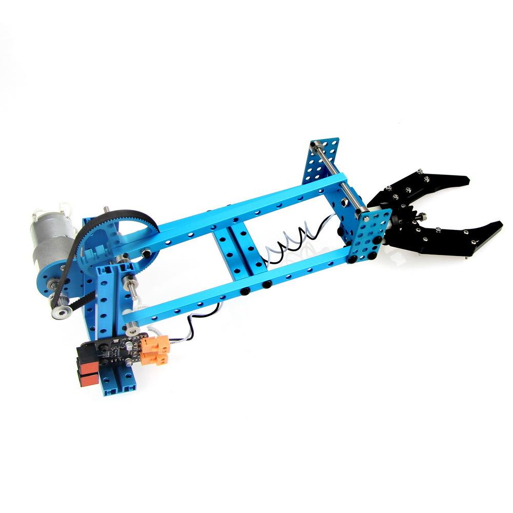 Robotic Arm Add-on Pack for Starter Robot Kit #298000
