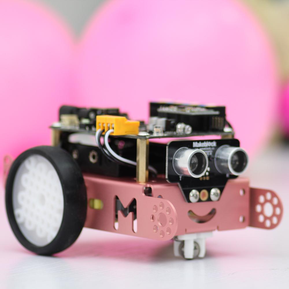 #290051 mBot-Pink(Bluetooth Version)